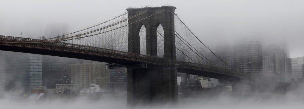 2nd US Storm Cancels Hundreds of Flights