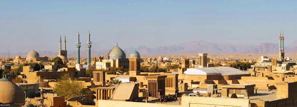 Iran's Yazd City Inscribed on World Heritage List
