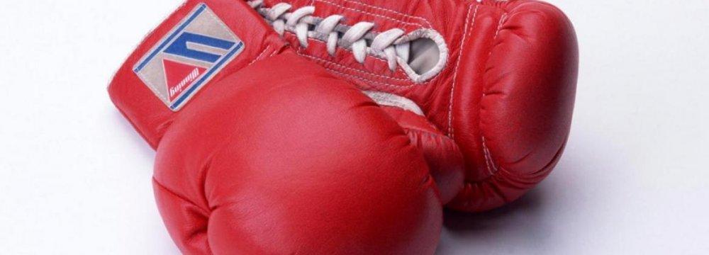 Iranian Boxers Win 2 Asian Bronze