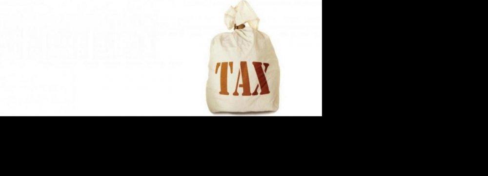 Tax Revenues Up 53%