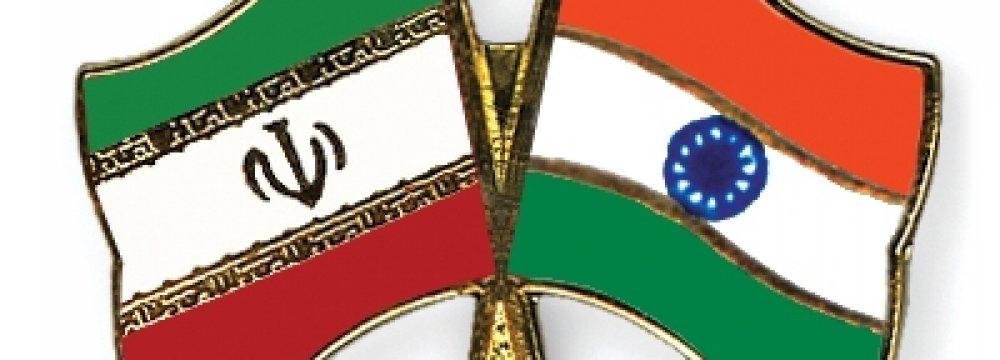 Iran, India Set to Expand Ties