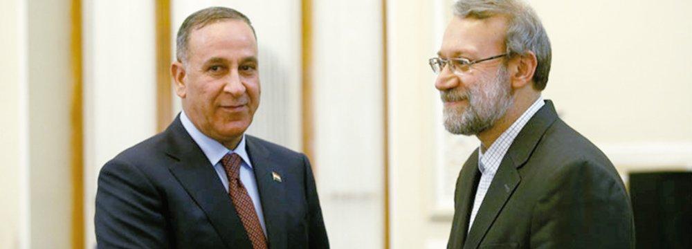 Terrorists Aim to Undermine Iraqi Democracy, Progress