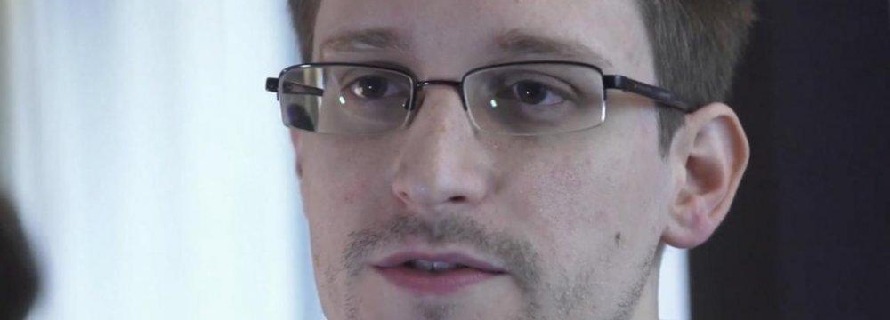 Norwegian Freedom of Speech Prize for Snowden