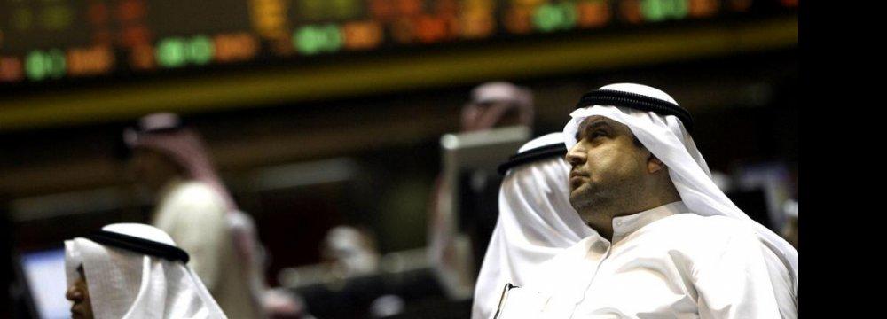 Arab Stocks Worst in 10 Years