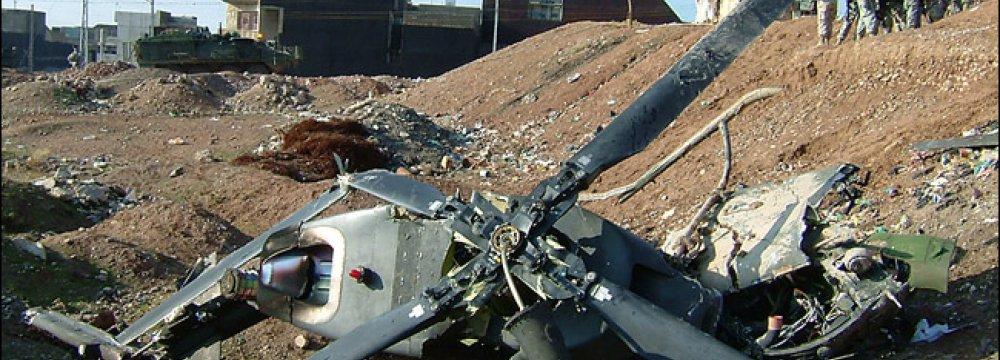 2 Ambassadors Killed in Pakistan Copter Crash