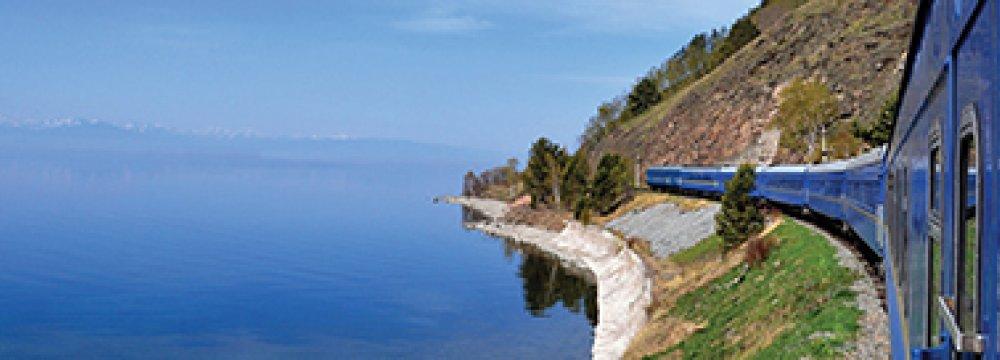 First European Train to Arrive in Iran