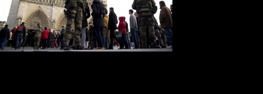 2016 Ushered Amid High Security