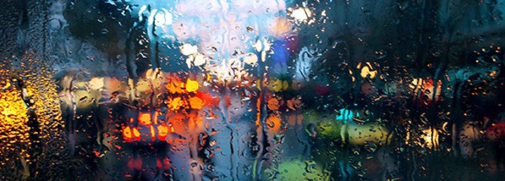 Rainfall Down by 20%