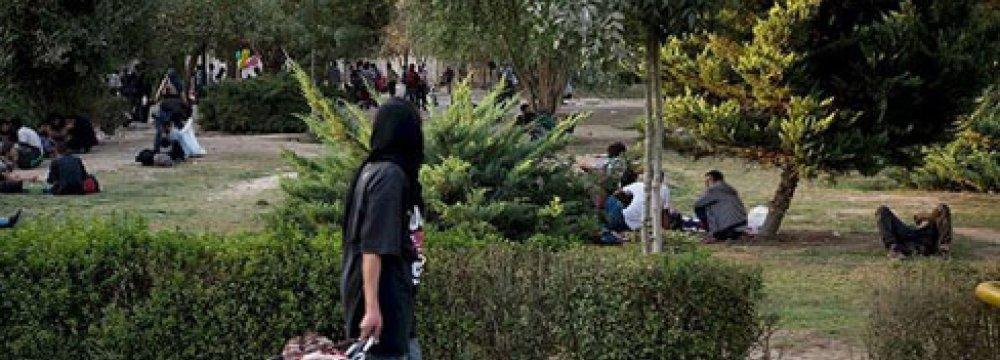 Some Progress in S. Tehran Drug Rehab