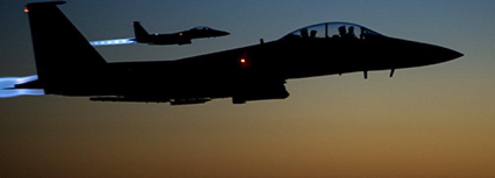 Syria Oil Sites Bombed Again