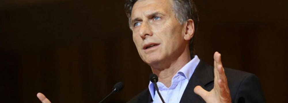 Argentina Abandons Deal on AMIA Bombing