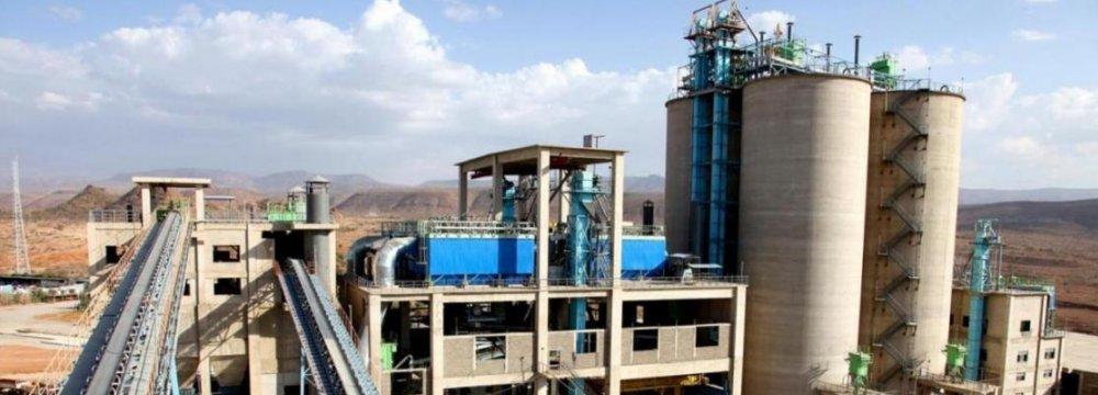 Iran World's Top Cement Exporter in 2014
