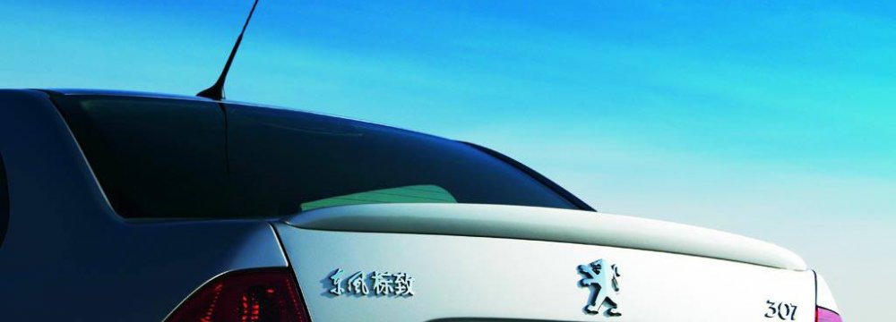 Peugeot-Dongfeng Joint Platform Announced