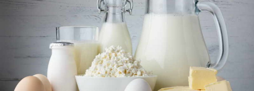 Milk and dairy industry