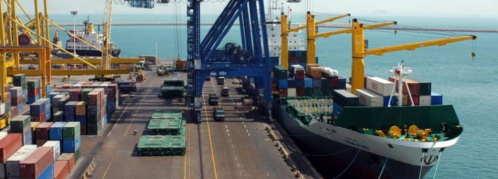 Shahid Rajaee Port Gearing Up for Increased Traffic