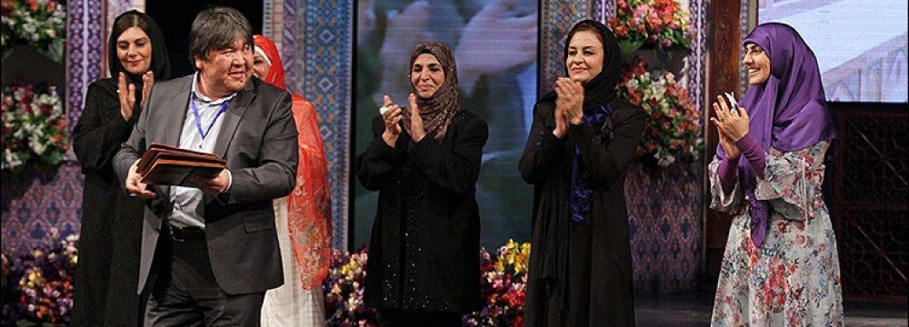 Cultural Diplomacy Manifest  in Fajr Film Festival