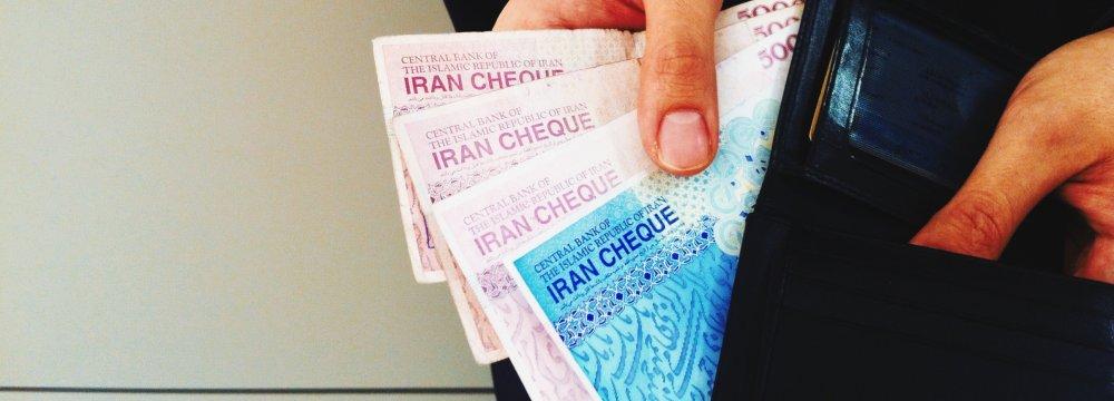 Central Bank Can Resume Printing 'Iran Checks'