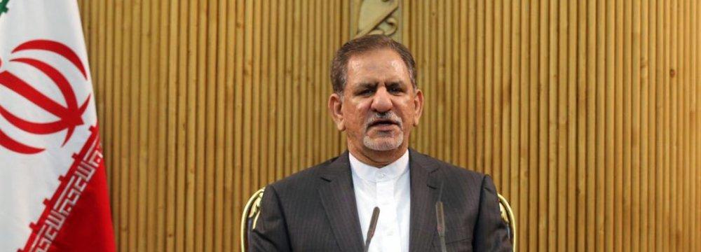 Tehran Will Decide Future Partners