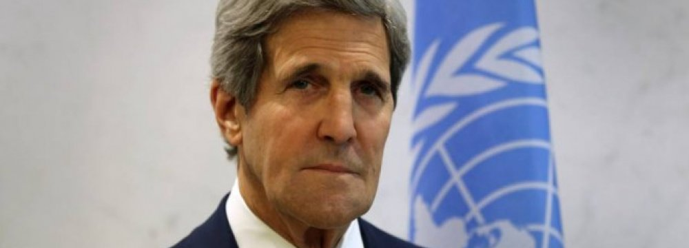 US Will Have to Negotiate  With Syria's Assad