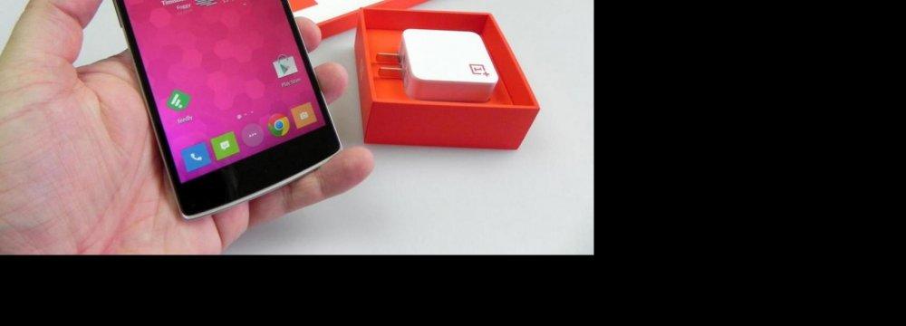 OnePlus Entering  Iranian Market