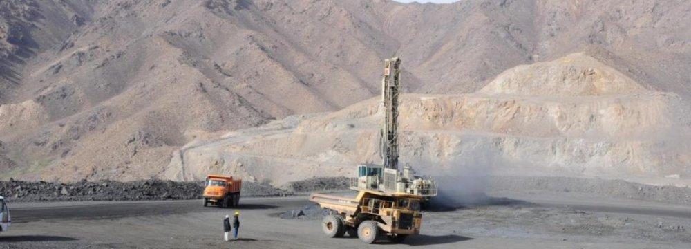 Sangan Crowned 'World-Class' Iron Ore Mine