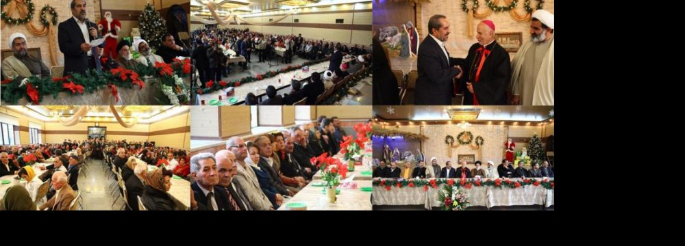 Iran an Exemplar of Peace for Religious Minorities