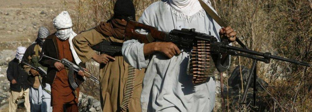 Taliban Kill Top Official in Kabul