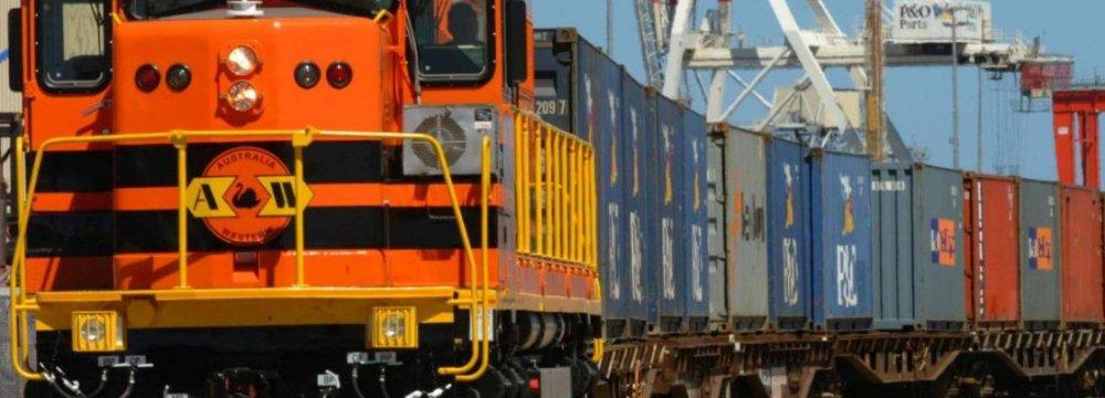 Rise in Rail Transport