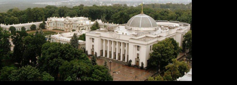 Ukraine Debt  Reaches 100% of GDP
