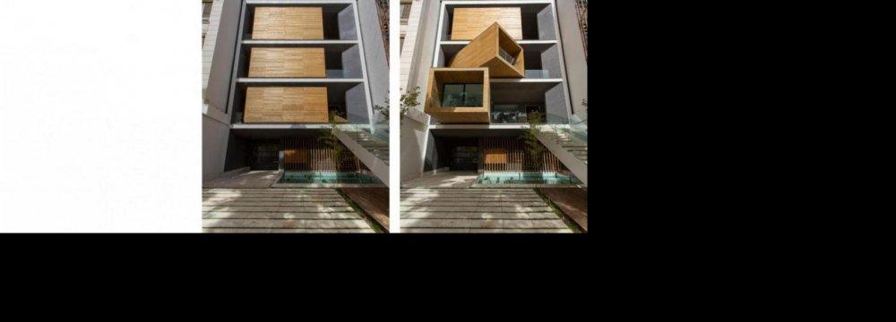 Iranian Architects Awarded, Sharifiha Bags 'Best Residence'
