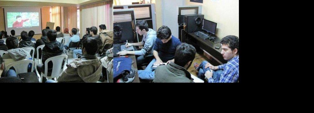 Iran Partakes in  Global Game Jam 2015