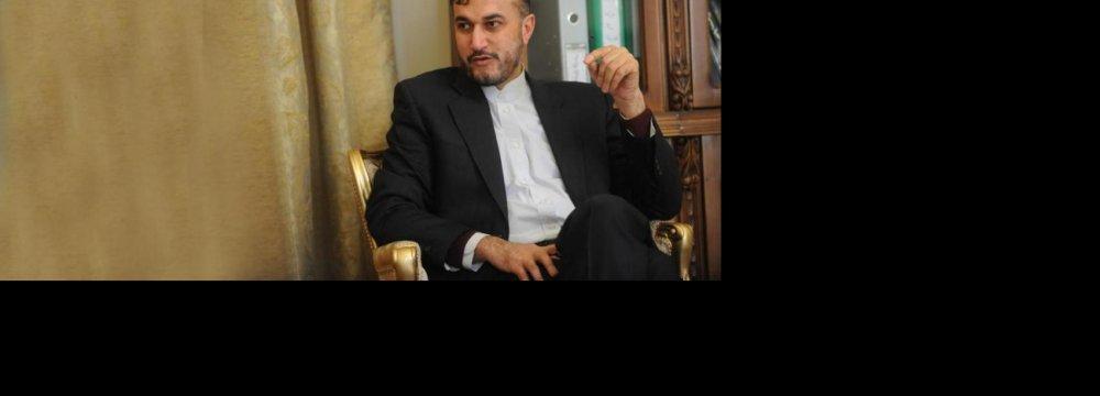 Tehran Advocating Inclusive Regional Dialogue