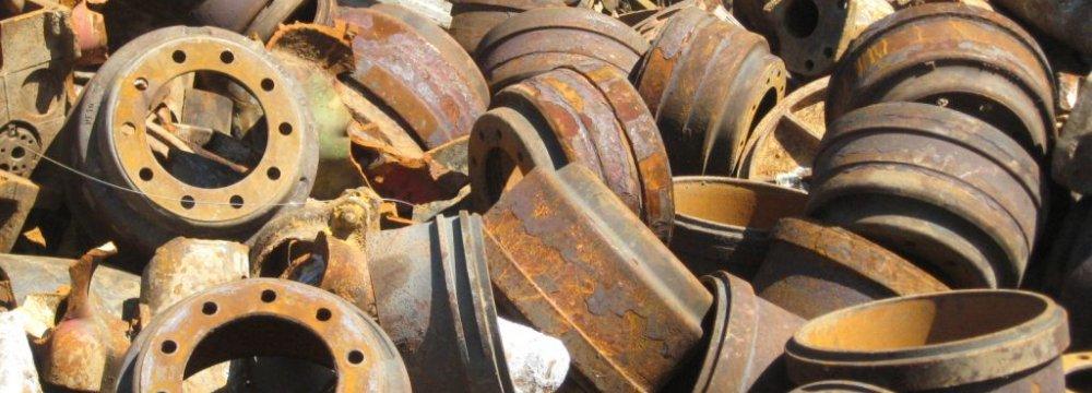 Shortage of Scrap Steel