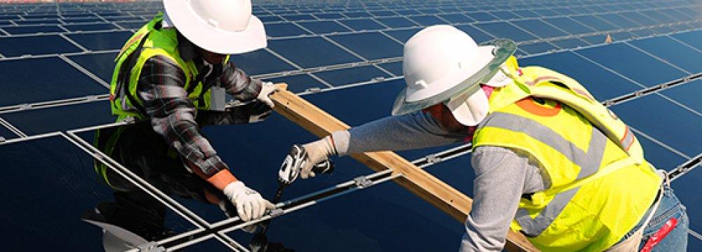 Households in Mashhad Install Solar Panels