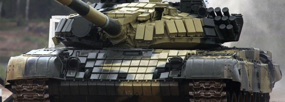 Advanced Indigenous Tank Armor Developed