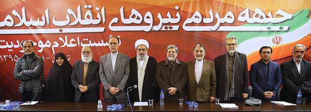 Principlist Figures Form Broad-Based Alliance