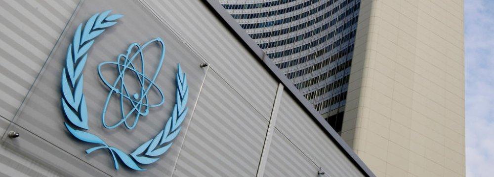 IAEA Confirms Iran Shipped Heavy Water Abroad