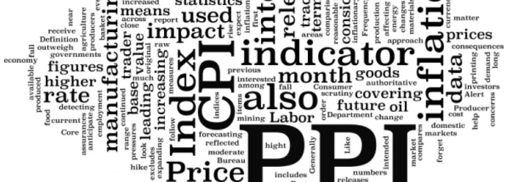 CBI: PPI Inflation at 3.5%