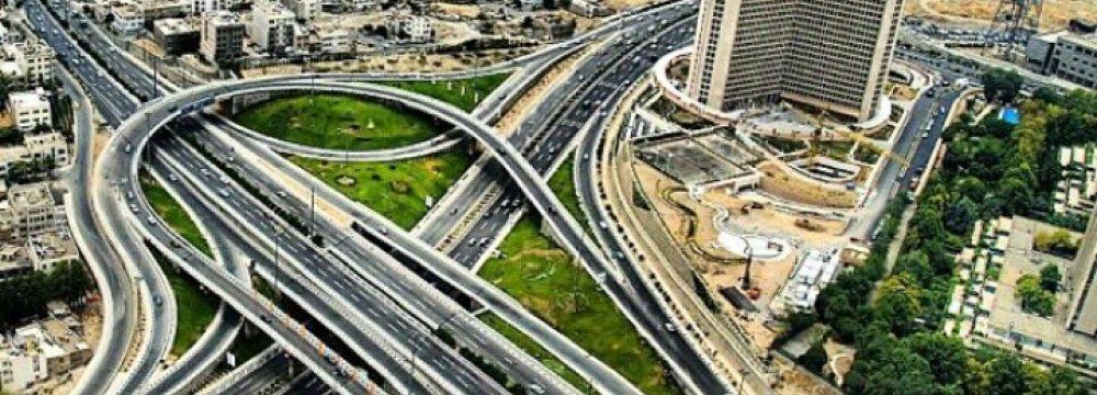 800-1,000 Km of Highways Built Annually
