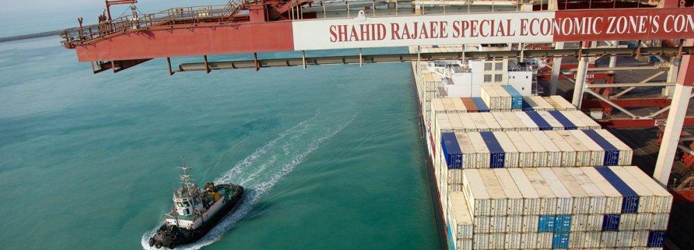 11% Rise in Hormozgan Ports' Throughput