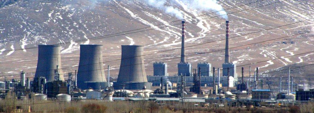 Hormozgan Power Plant Construction to Begin in Feb.