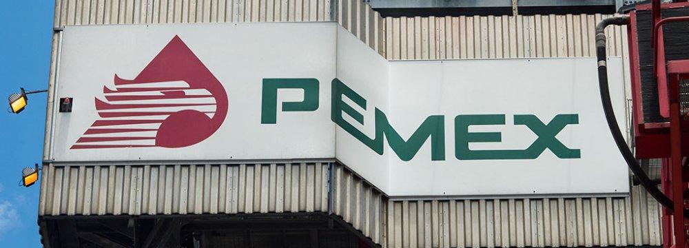 Pemex has nearly $100b in debt.