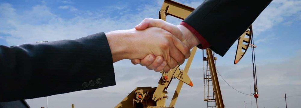 Petronas Eyes Oilfield Agreement