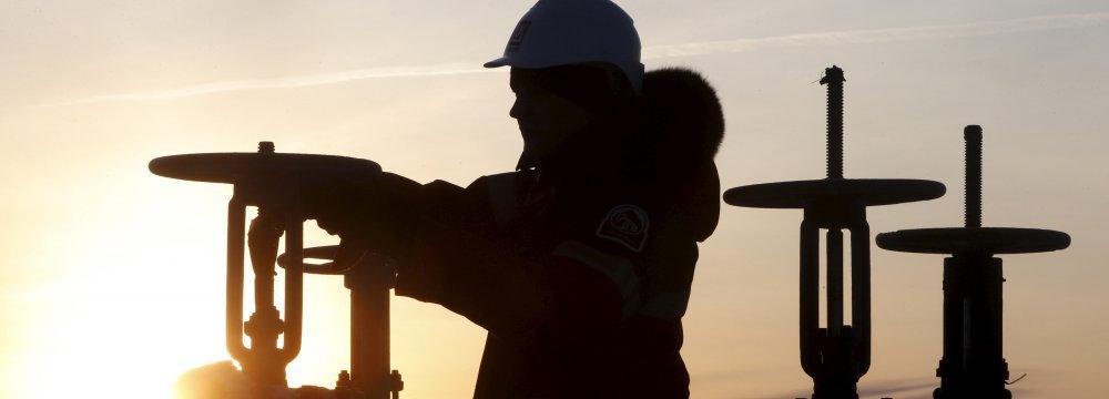 Saudi Oil Output Hits Record