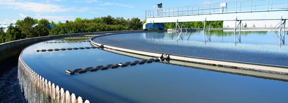 Wastewater Plant Inaugurated in Mashhad