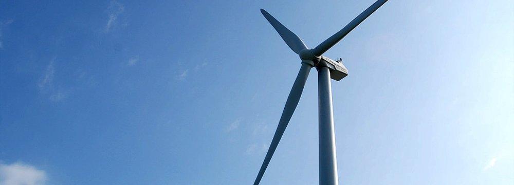 German Firm to Help Build Wind Farm in Khuzestan