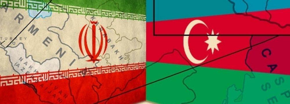 Azerbaijan to Expand Banking Ties With Iran