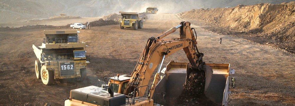 Platts: Iran's Iron Ore, Steel Expansion Not Disrupting Market
