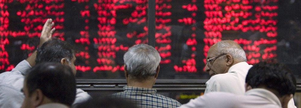Over 500 million shares worth $33 million traded at TSE on Dec. 12.
