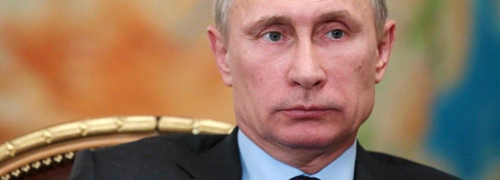 Putin Says Donald Trump Will Act Responsibly
